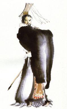 illustration | 曹操 | 三國志 Three Kingdom | Chen Uen 鄭問