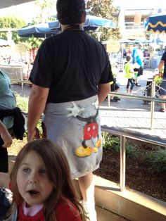 The happiest place on earth just got a little weird