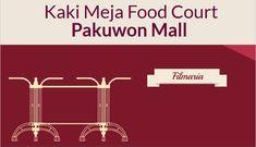 Kaki Meja Food Court Pakuwon Mall (Pakuwon Trade Center) - FilMaria