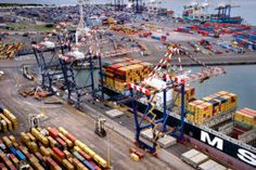South Africa's Transnet Declares 95 percent of Durban Port safe Freight Forwarder, Aviation News, Kwazulu Natal, The Province, Supply Chain, New Tricks, Continents, South Africa, Transportation