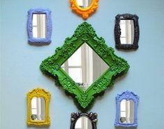 Conjunto Espelhos Decorativos 1 (07 pçs)