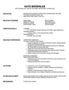 broadcast engineer resume