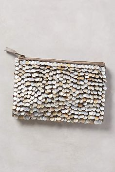 Seabed Pouch - anthropologie.com