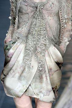 #Elie Saab Couture 2010 #Details