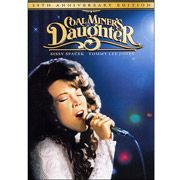 Coal Miner's Daughter starring Sissy Spacek & Tommy Lee Jones is a terrific movie full of Loretta Lynn's music, but sung by Sissy! A very interesting story of Loretta's personal life & rise to country music stardom.