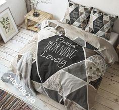 Sleeptime Dekbedovertrek - Crazy Morning - 240x220 cm