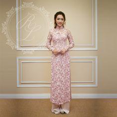 Áo Dài Cưới Đẹp 2014 Của Ribbon&Lace | ao dai co dau | ao dai cuoi - Chuẩn Bị Cưới - Cưới Hỏi Việt Nam