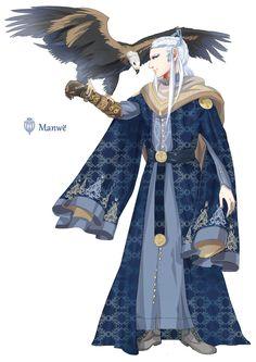 [the silmarillion-of Valar] Manwe by navy-locked.deviantart.com on @deviantART
