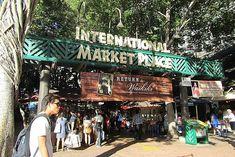 International Marketplace ~ Waikiki. This famed shopping & eating destination is just next door to the Beachcomber Resort!
