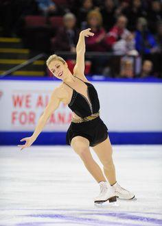 Ashley Wagner Skate Canada October 2014 short program