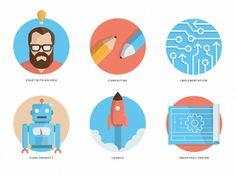 Más tamaños | Illustration Set | Flickr: ¡Intercambio de fotos!