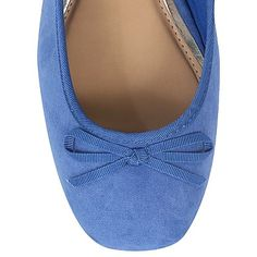 Bow Detail Ballet Shoes | Women | George at ASDA