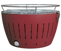 Lotus bbq Grill - charcoal, lits in 5 min,   smoke free , can be used indoors, spill free