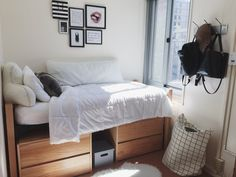 DORM TOUR | FASHION INSTITUTE OF TECHNOLOGY | COED HALL