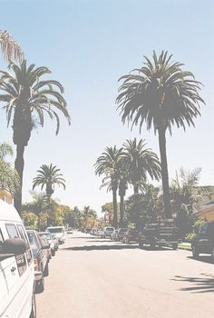 I love California.
