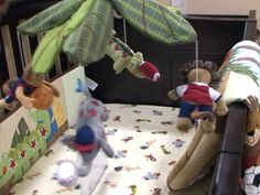 TODAY show/Rossen Reports: Crib products may be deadly, experts say