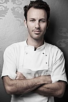 Danish Executive Chef Mads Refslund founder of bistro ACME in NoHo, NYC and co-founder of restaurant NOMA in Copenhagen, Denmark.