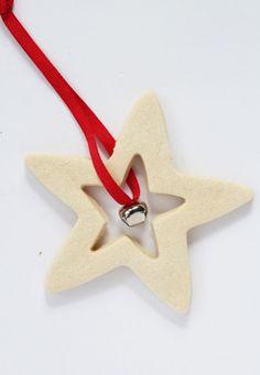 dough christmas ornaments