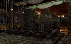 a Pirates movie theater that will definitely come in handy whenever the next Pirates of The Caribbean comes out