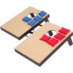Franklin Sports 6 Hole PVC Bean Bag Toss Game Inc 52100