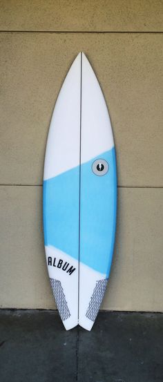 Punk Model – Album Surfboards