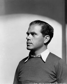 Frank Capra (May 18, 1897 – September 3, 1991), Italian-born American film director.