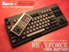Nintendo's new keyboard !