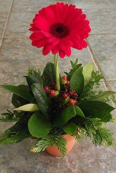 #SerMujerEnPlenitud Winter Floral Arrangements, Contemporary Flower Arrangements, Christmas Arrangements, Beautiful Flower Arrangements, Beautiful Flowers, Church Flowers, Valentines Flowers, Flower Boxes, Flower Decorations