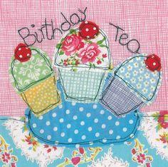 Birthday Tea - P067
