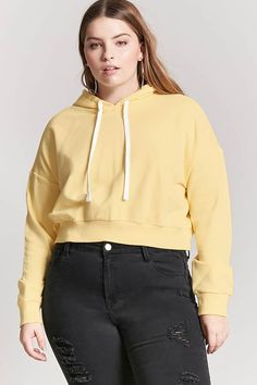 00b9e29cd99 Product Name Plus Size French Terry Hoodie