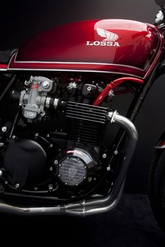The Honda CB550 is a motorcycle that sits in the shadow of its larger sibling, the Honda CB750. Anyone who's ridden both models will tell you that the CB550 feels quite different, and in stock trim the smaller engined bike tends to handle better – although the fact that I've just said that means I'm...