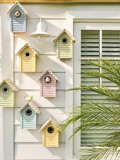 Bird Boxes #fågelholk