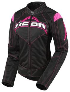 Icon Contra Lady Textile Jacket