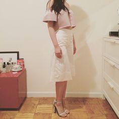 #옷스타그램#데일리룩 #아웃핏 #style #style #nyc #newyorkfashion #clothing #clothingwholesale #wholesaler #nymarket #ootd #culotte #widelegpant #offwhite #navermarket