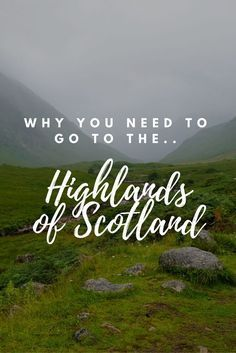 Why you need to go to the Highlands of Scotland Such a beautiful place to travel and dont forget the Isle of Skye Tips itineraries Scottish castles and highland cows Glen. Camping Scotland, Scotland Vacation, Scotland Travel, Ireland Travel, Scotland Trip, Edinburgh Scotland, Galway Ireland, Cork Ireland, Ireland Vacation