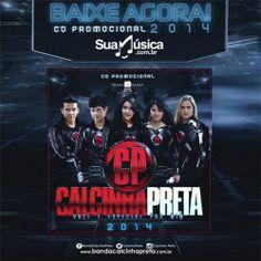 Calcinha Preta - Você é Especial Pra Mim - CD Promocional 2014 http://www.suamusica.com.br/?cd=323634