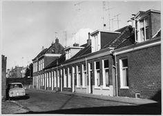 Groningen<br />De stad Groningen: Houtstraat 1965
