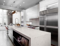 Inspiration Gallery | Cambria Swanbridge Quartz Stone Surfaces