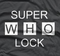 Super Who Lock