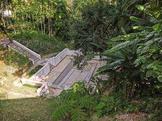 Piscina Antiga - Museu do Açúde - Castro Maia - Alto da Boa Vista - Floresta da Tijuca - Mansão - Rio de Janeiro - Brasil by Leonardo Martines  via Flk