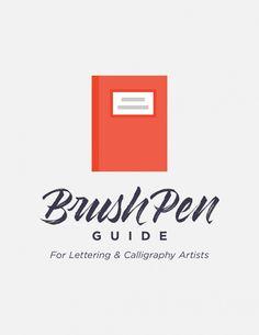 brush pen guide