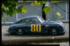 1953 Porsche 356 Outlaw Coupe::Emory Motorsports