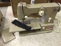 Pfaff  Model 330 Sewing Machine in Working Condition