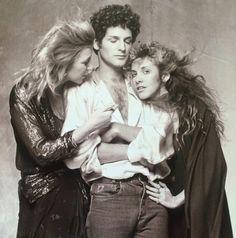 Christine McVie, Lindsey Buckingham and Stevie Nicks, Fleetwood Mac