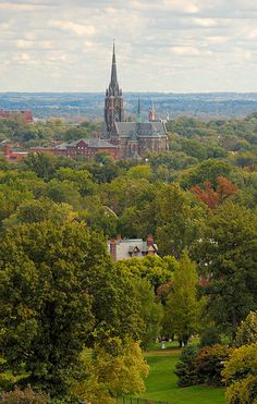 Saint Francis, Old Churches, Cathedral Church, Water Tower, Chapelle, Roman Catholic, Aerial View, Family History, Genealogy