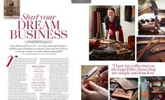 Country Living April 2014 Country Living, Dreaming Of You, Fashion Accessories, Stylish, Simple, Beautiful, Design, Country Life