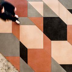 Tierras | MUTINA Collection de céramique imaginé par la designer Patricia Urquiola