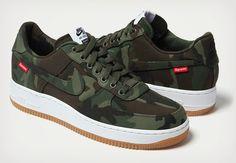 My Uncle Si needs a pair! JACK! @Cassandra Pataky @Aubreyana Pataky @Brenda Pataky @Tawnya Pataky Supreme x Nike Air Force 1 NYCO Collection | Cool Material