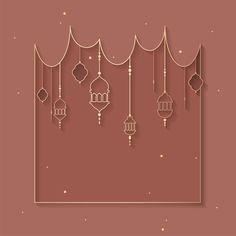 Ramadan framed background design Free Ve. Fantasy Background, Frame Background, Plains Background, Background Vintage, Vector Background, Poster Background Design, Background Patterns, Background Designs, Harry Styles Poster