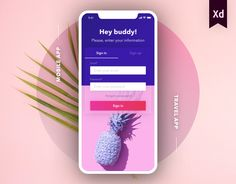"Check out this @Behance project: ""Mobile app for traveller."" https://www.behance.net/gallery/61433905/Mobile-app-for-traveller"